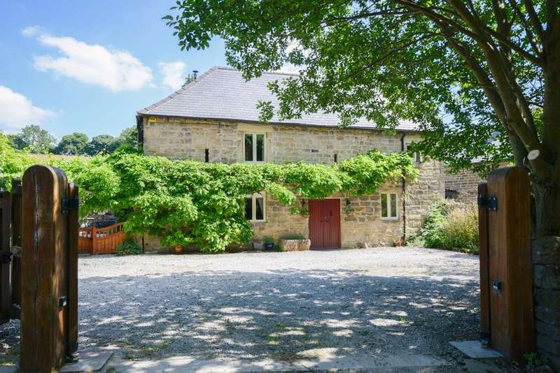 4 Bedrooms Cottage House for sale in The Stables, Overton, Ashover