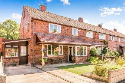 3 Bedrooms Semi Detached House for sale in Reins Lee Road, Ashton-Under-Lyne, Greater Manchester