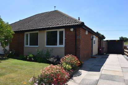 2 Bedrooms Bungalow for sale in Haslingden Road, Blackburn, Lancs