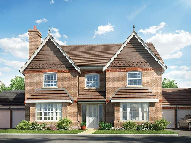 5 Bedrooms Detached House for sale in Cutbush Lane, Shinfield, Reading, RG2