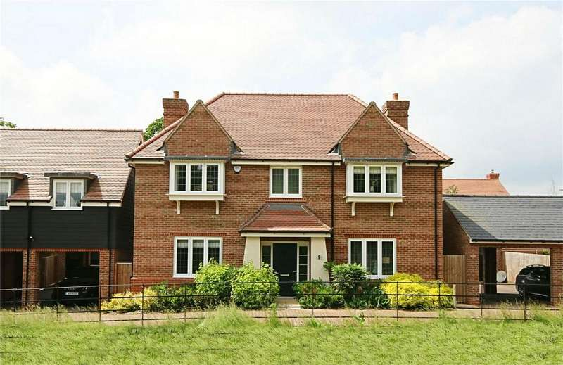 4 Bedrooms Detached House for sale in Bowlby Hill, Gilston, Hertfordshire