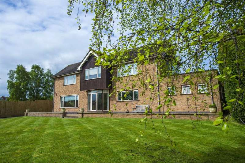 3 Bedrooms Detached House for sale in Pershore, Worcestershire