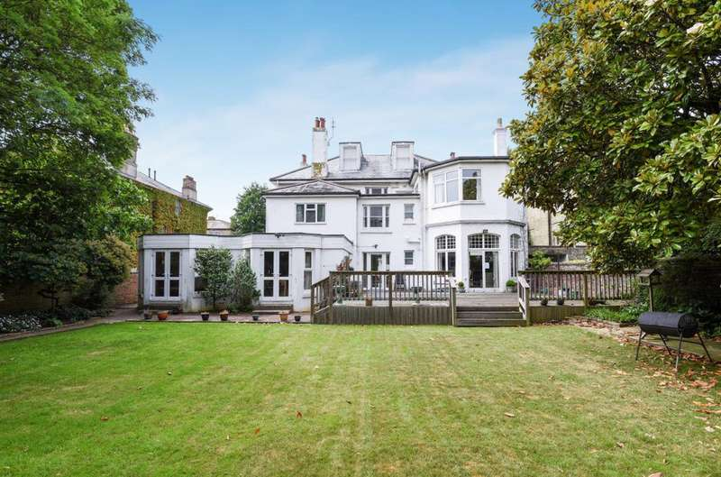 8 Bedrooms Detached House for sale in Wilbury Road Hove East Sussex BN3