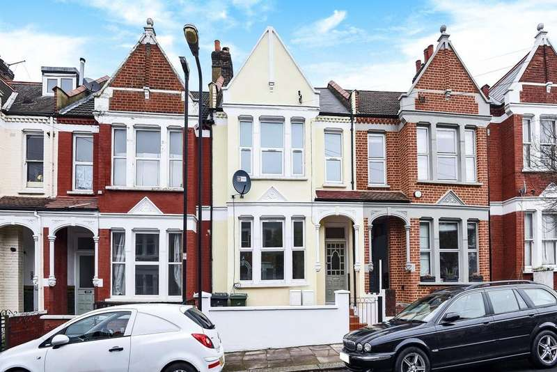 3 Bedrooms Flat for sale in Norfolk House Road, Streatham