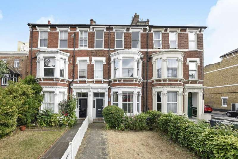 2 Bedrooms Flat for sale in Clapham Road, Clapham