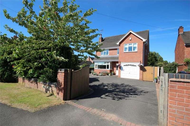6 Bedrooms Detached House for sale in Hawthorn Close, Denstone, UTTOXETER, Staffordshire