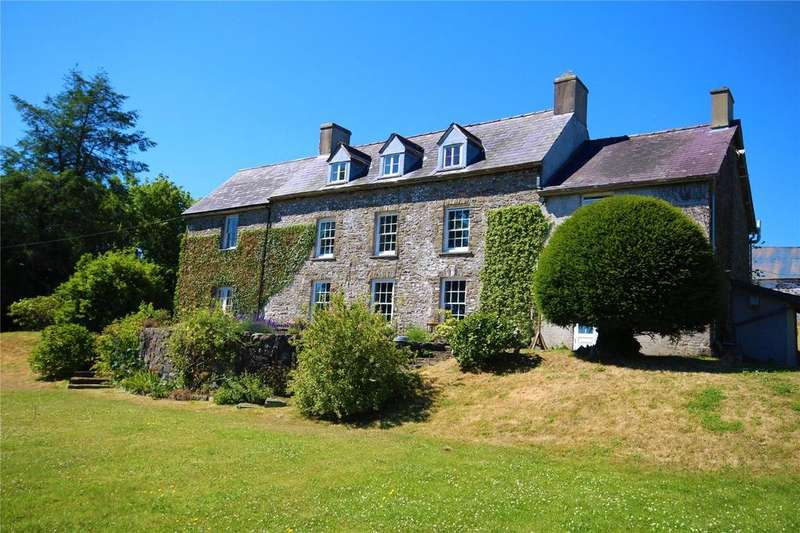 7 Bedrooms Farm Commercial for sale in Llanwrda, Sir Gaerfyrddin
