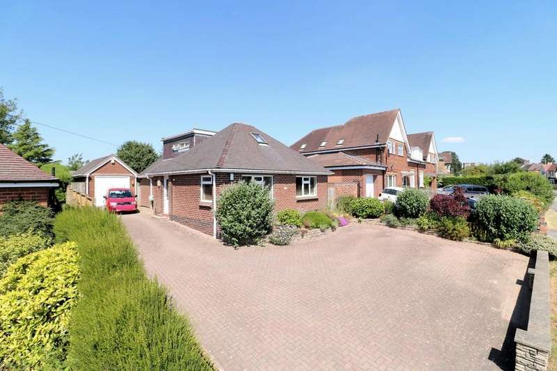 4 Bedrooms Detached House for sale in Moira Road, Ashby