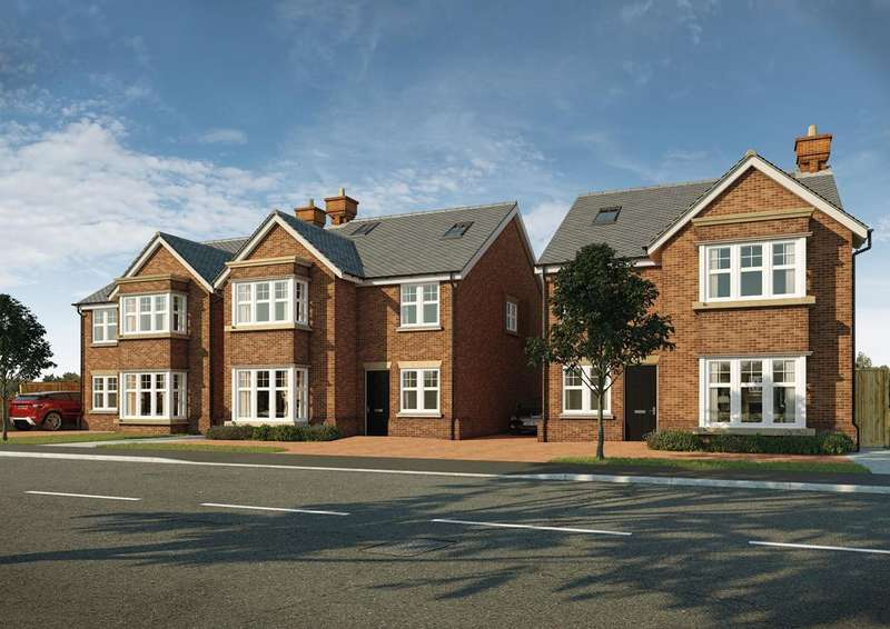 5 Bedrooms Detached House for sale in Salisbury Road, Leigh On Sea SS9