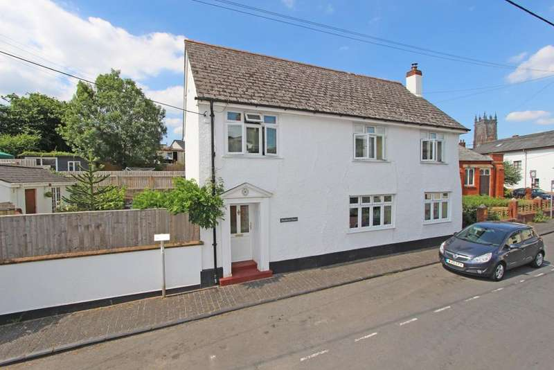 5 Bedrooms Detached House for sale in Pound Square, Cullompton, EX15