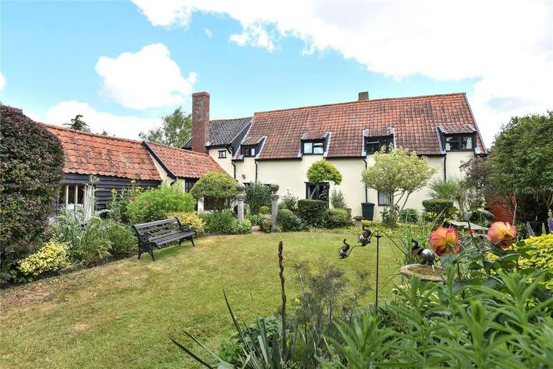 4 Bedrooms Detached House for sale in Chapel Lane, Brockley, Bury St Edmunds, Suffolk, IP29