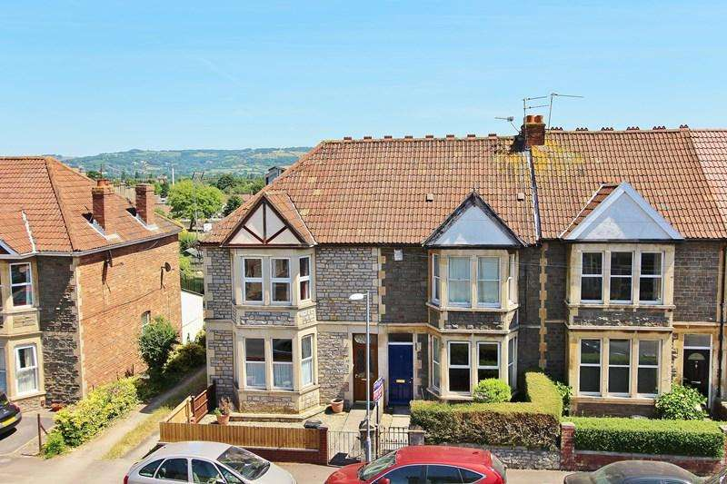 2 Bedrooms Flat for sale in West View Road, Keynsham, Bristol