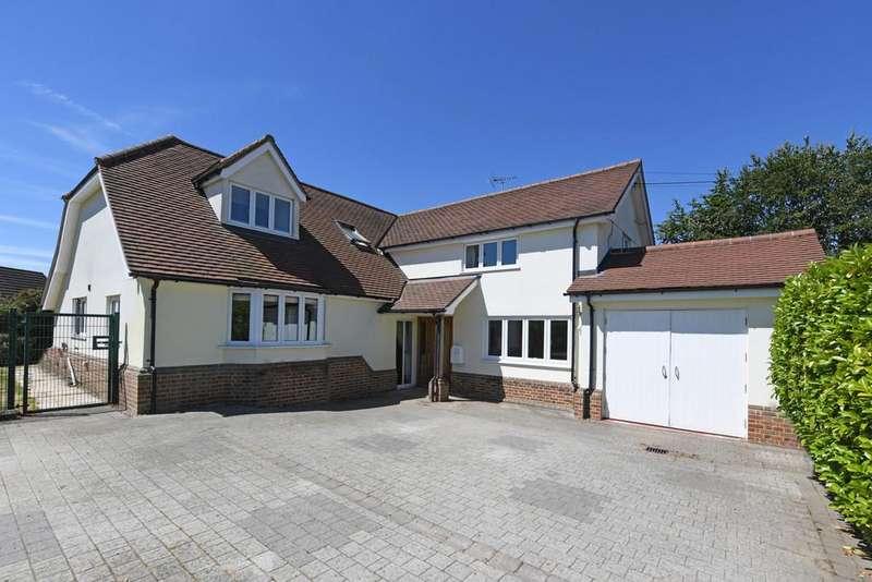4 Bedrooms Detached House for sale in Stonham Aspal, Nr Debenham