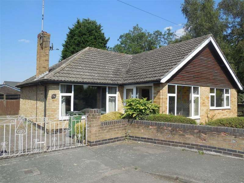 3 Bedrooms Detached Bungalow for sale in Spa Drive, Sapcote