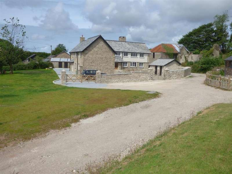 6 Bedrooms Unique Property for sale in Chelfham, Barnstaple