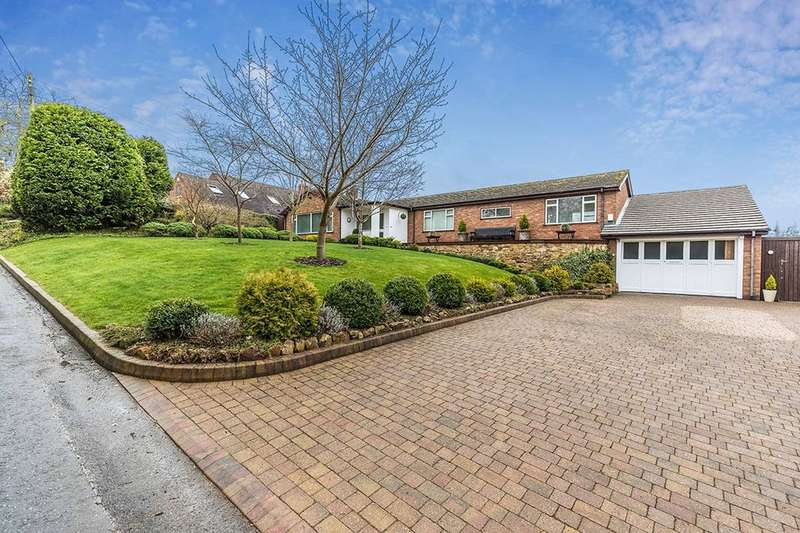 4 Bedrooms Detached Bungalow for sale in Old Hill, Flyford Flavell, Worcester, WR7