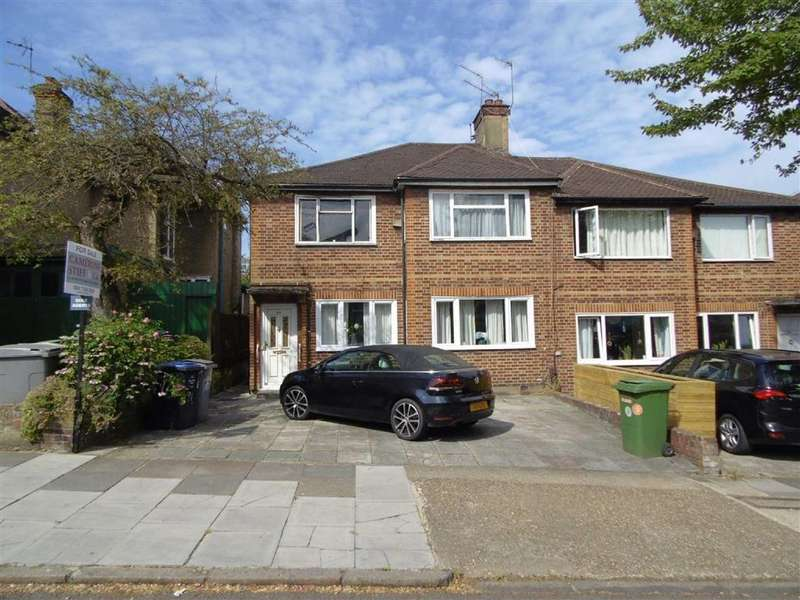 2 Bedrooms Maisonette Flat for sale in Chambers Lane, Willesden Green, London, NW10