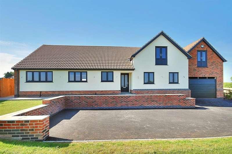 4 Bedrooms Detached House for sale in Hoe Lane, Cropwell Butler, Nottingham