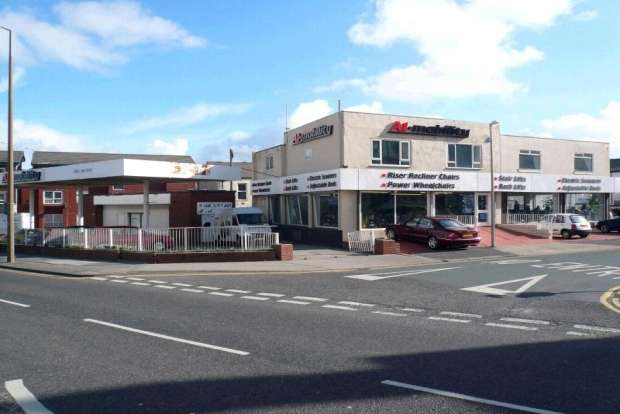 Property for sale in Talbot Road Central Blackpool