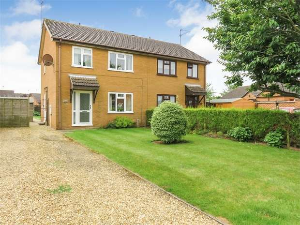 3 Bedrooms Semi Detached House for sale in Marshland Drive, Holbeach, Spalding, Lincolnshire