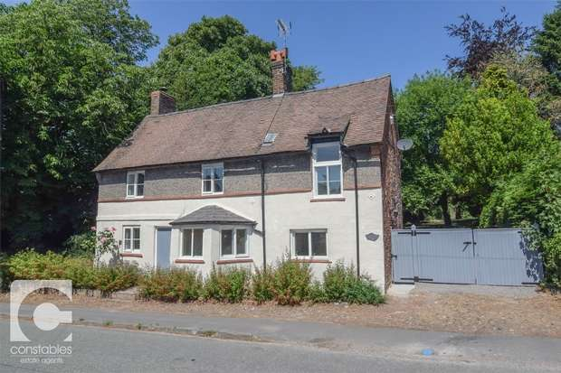 4 Bedrooms Detached House for sale in Church Street, Malpas, Cheshire