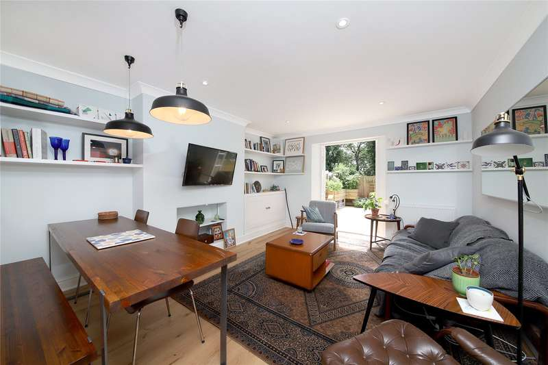 2 Bedrooms Apartment Flat for sale in Central Hill, London