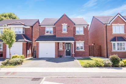 4 Bedrooms Detached House for sale in Westfields Drive, Bootle, Liverpool, Merseyside, L20