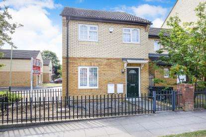 3 Bedrooms End Of Terrace House for sale in Princess Elizabeth Way, Cheltenham, Gloucestershire, Uk