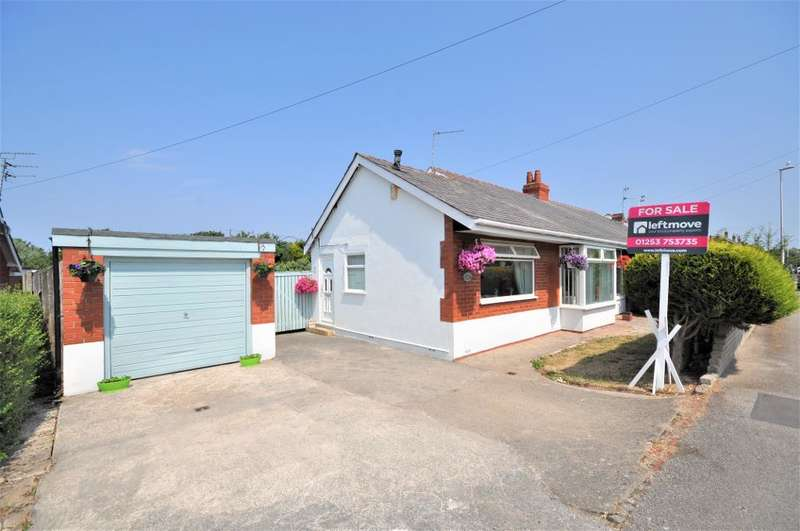 3 Bedrooms Semi Detached House for sale in Westfield Avenue, Blackpool, Lancashire, FY3 7LU