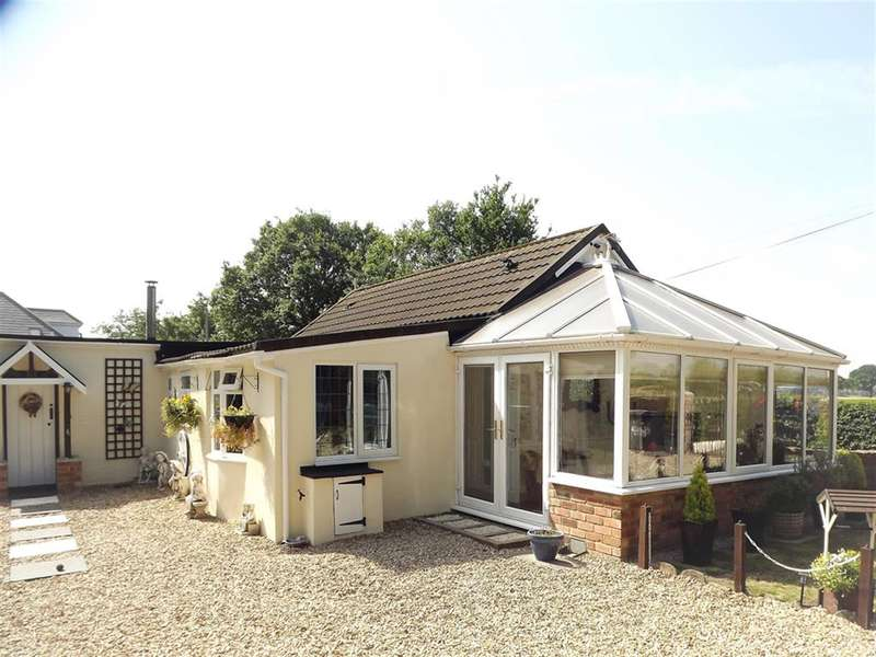 2 Bedrooms Bungalow for sale in Tattershall Road, Kirkstead, Woodhall Spa, LN10 6UQ