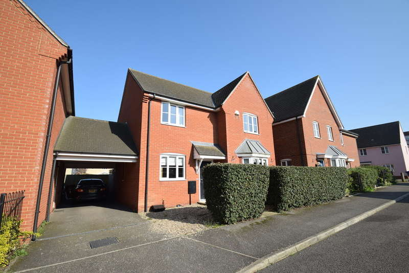 4 Bedrooms Semi Detached House for sale in Turnstone Drive