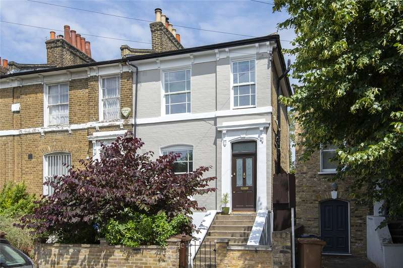 3 Bedrooms House for sale in Middleton Road, London, E8
