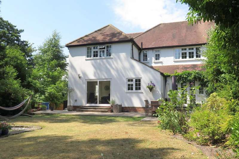 5 Bedrooms House for sale in SOUGHT AFTER CUL-DE-SAC, THE CLOSE, ASCOT, BERKSHIRE