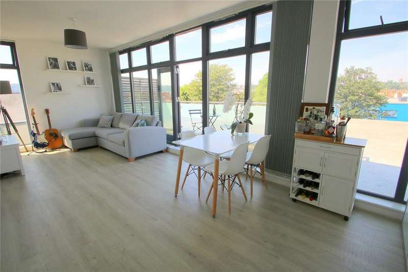 2 Bedrooms Apartment Flat for sale in The Tenon Building, 4 Upper Sydney Street, Southville, BS3