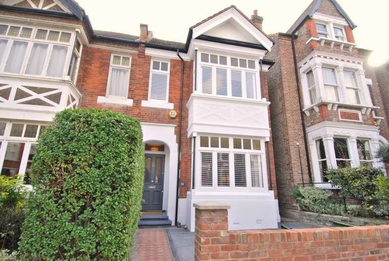 4 Bedrooms House for sale in Ulundi Road, Blackheath, SE3