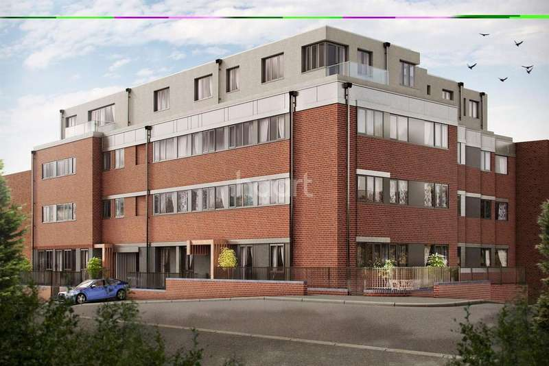1 Bedroom Flat for sale in Napier House, Central Luton