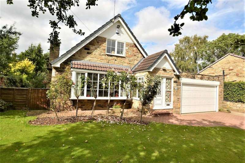 3 Bedrooms Detached House for sale in The Paddock, Thorner, Leeds, West Yorkshire