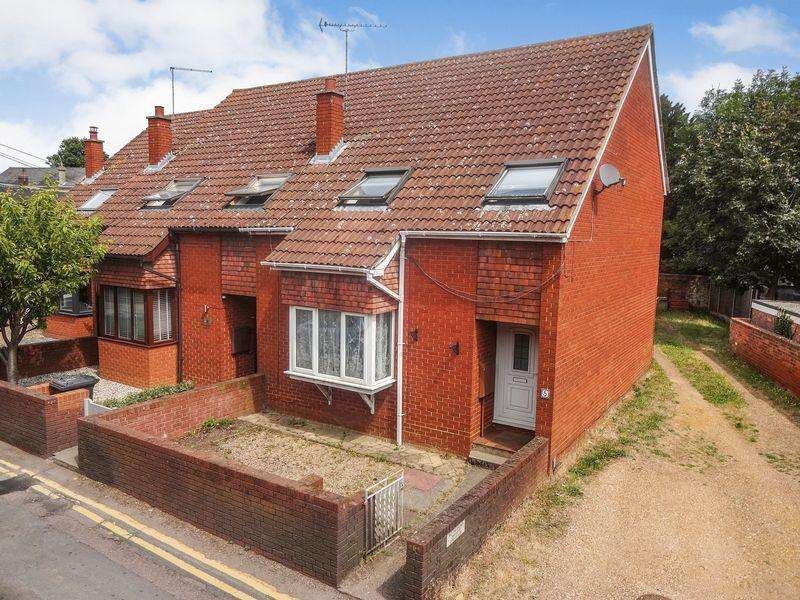 3 Bedrooms End Of Terrace House for sale in Arthur Street, Ampthill