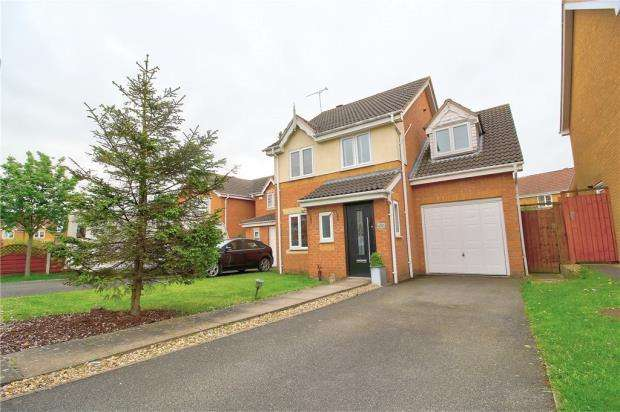 4 Bedrooms Detached House for sale in Nolan Close, Ash Green, Coventry, West Midlands