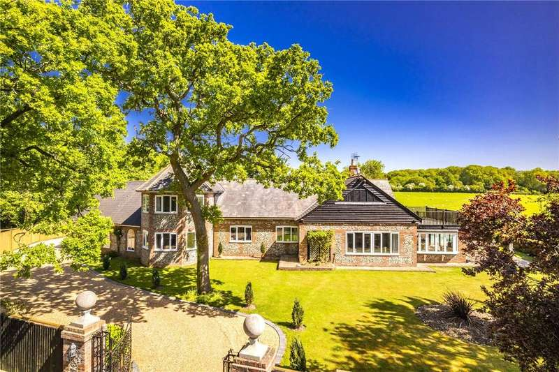 8 Bedrooms Detached House for sale in Oakley Wood, Benson, Wallingford, Oxfordshire, OX10