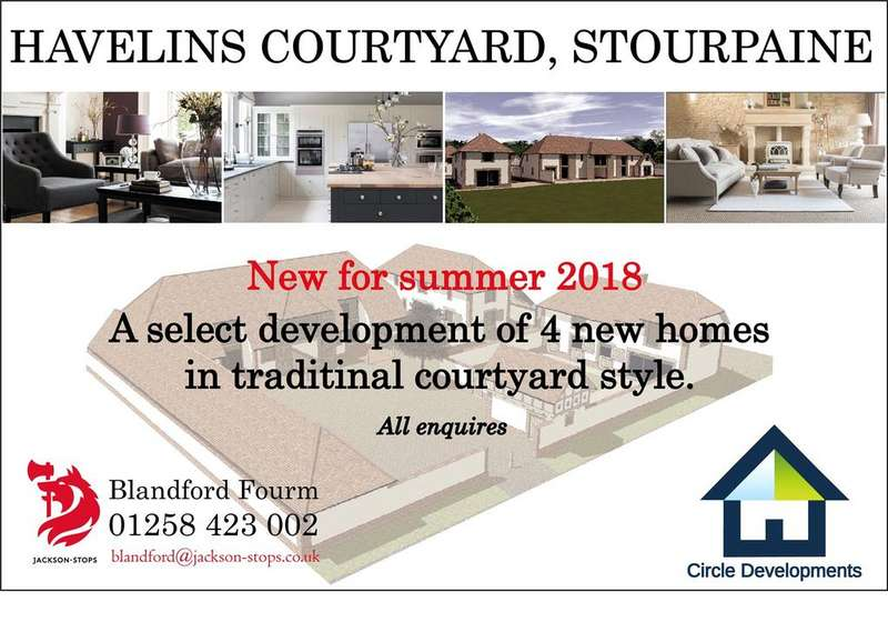 4 Bedrooms House for sale in Havelins Courtyard, Manor Road, Stourpaine, Blandford Forum, DT11