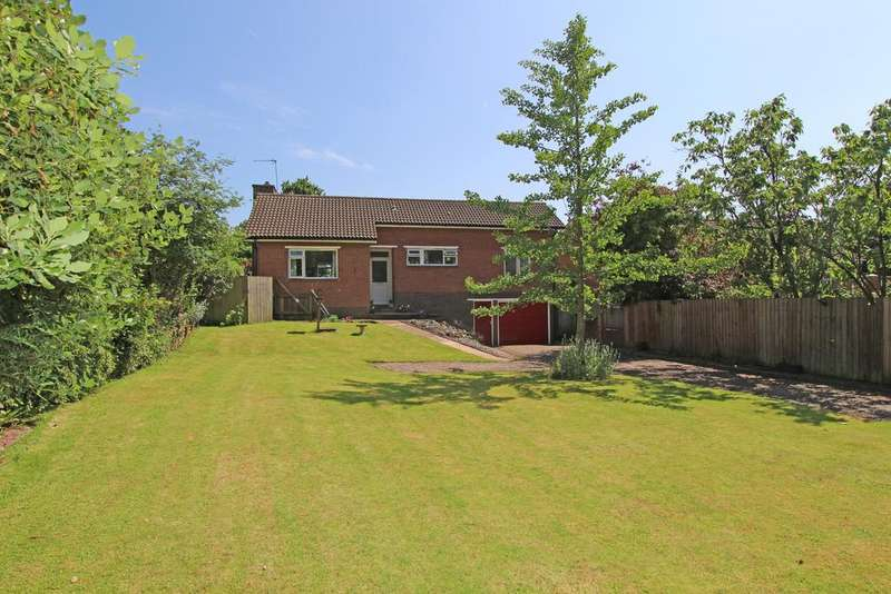 3 Bedrooms Detached Bungalow for sale in Green End Lane, Plymtree, EX15