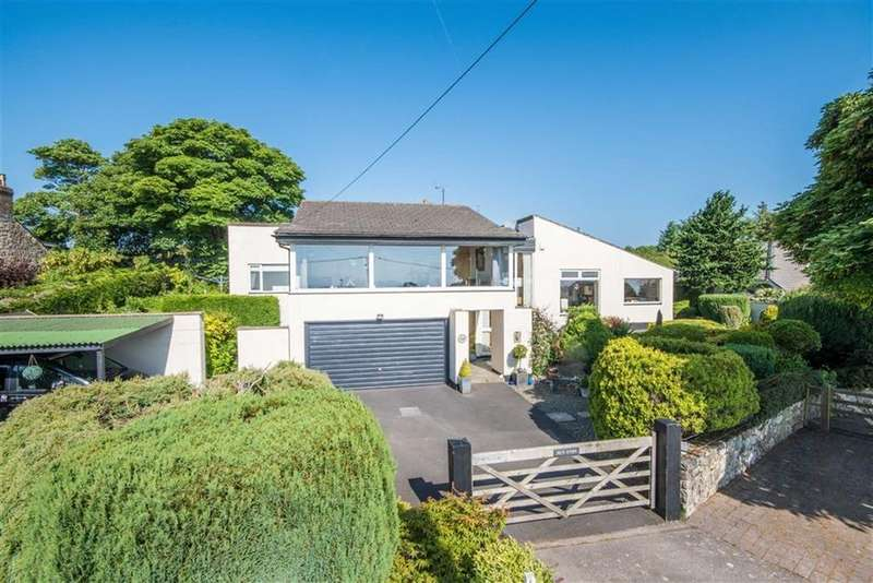 4 Bedrooms Detached House for sale in Rhosesmor Road, Halkyn, Holywell