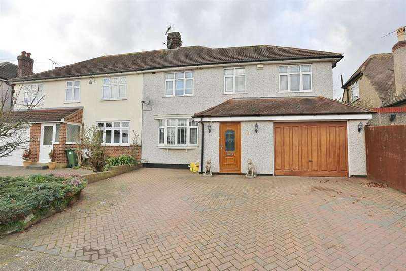 4 Bedrooms Semi Detached House for sale in Horley Close, Bexleyheath
