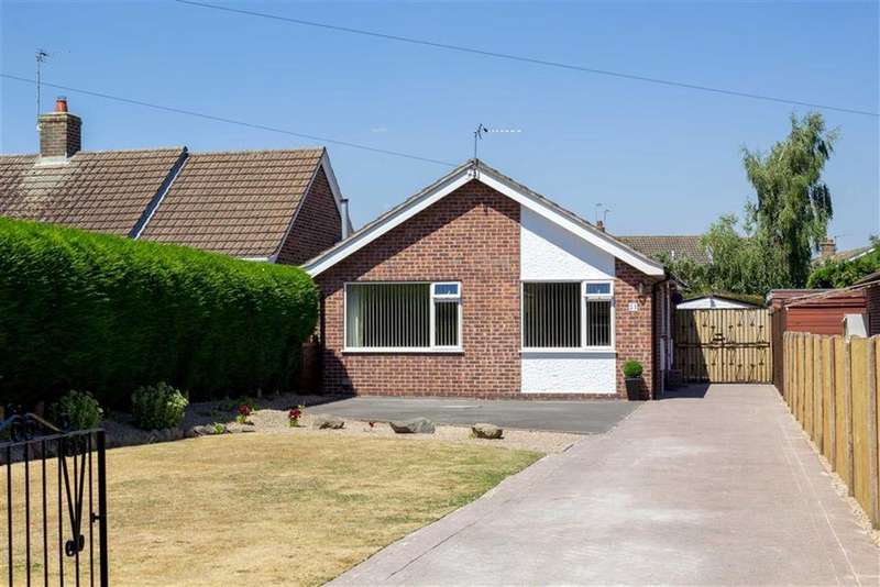 2 Bedrooms Detached Bungalow for sale in Thorpe Acre Road, Loughborough, LE11