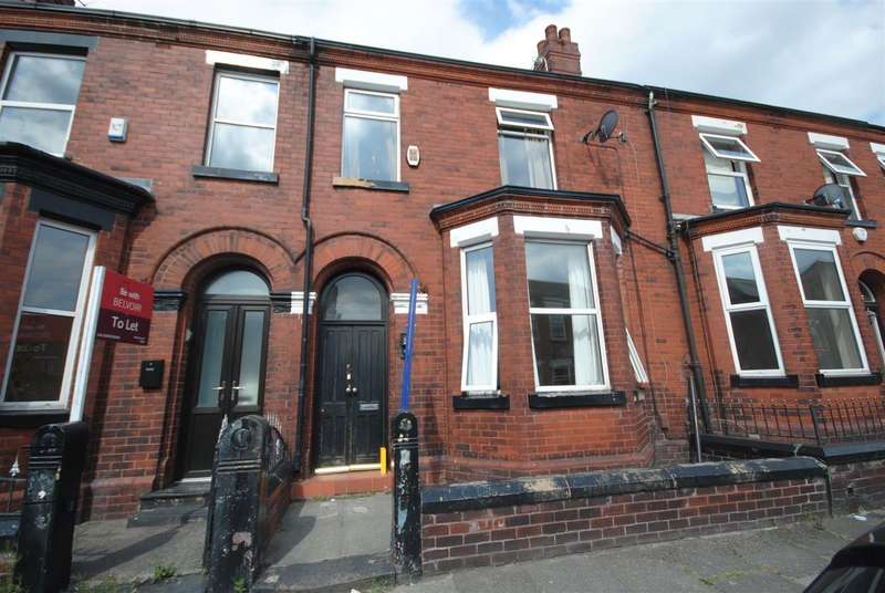 4 Bedrooms Terraced House for sale in Dicconson Terrace, Swinley, Wigan