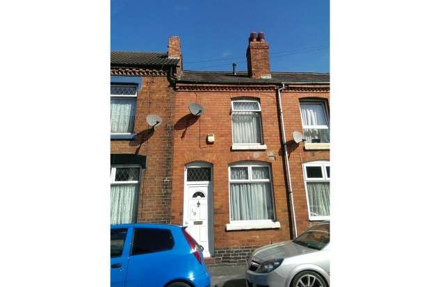2 Bedrooms Terraced House for sale in Meredith Street, Crewe, Cheshire, CW1 2PW