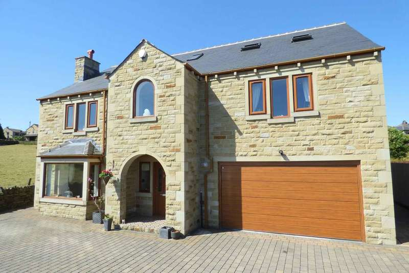 6 Bedrooms Detached House for sale in Last House, 23 Marsh Lane, Southowram HX3 9NR