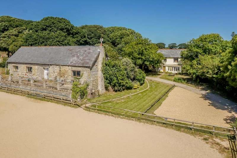 6 Bedrooms Equestrian Facility Character Property for sale in Godshill, Isle Of Wight