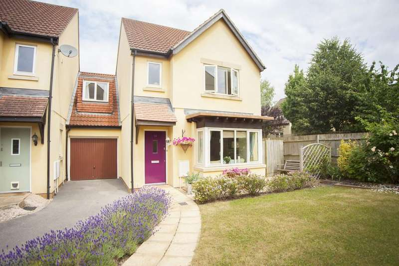 3 Bedrooms Link Detached House for sale in Cappards Road, Bishop Sutton